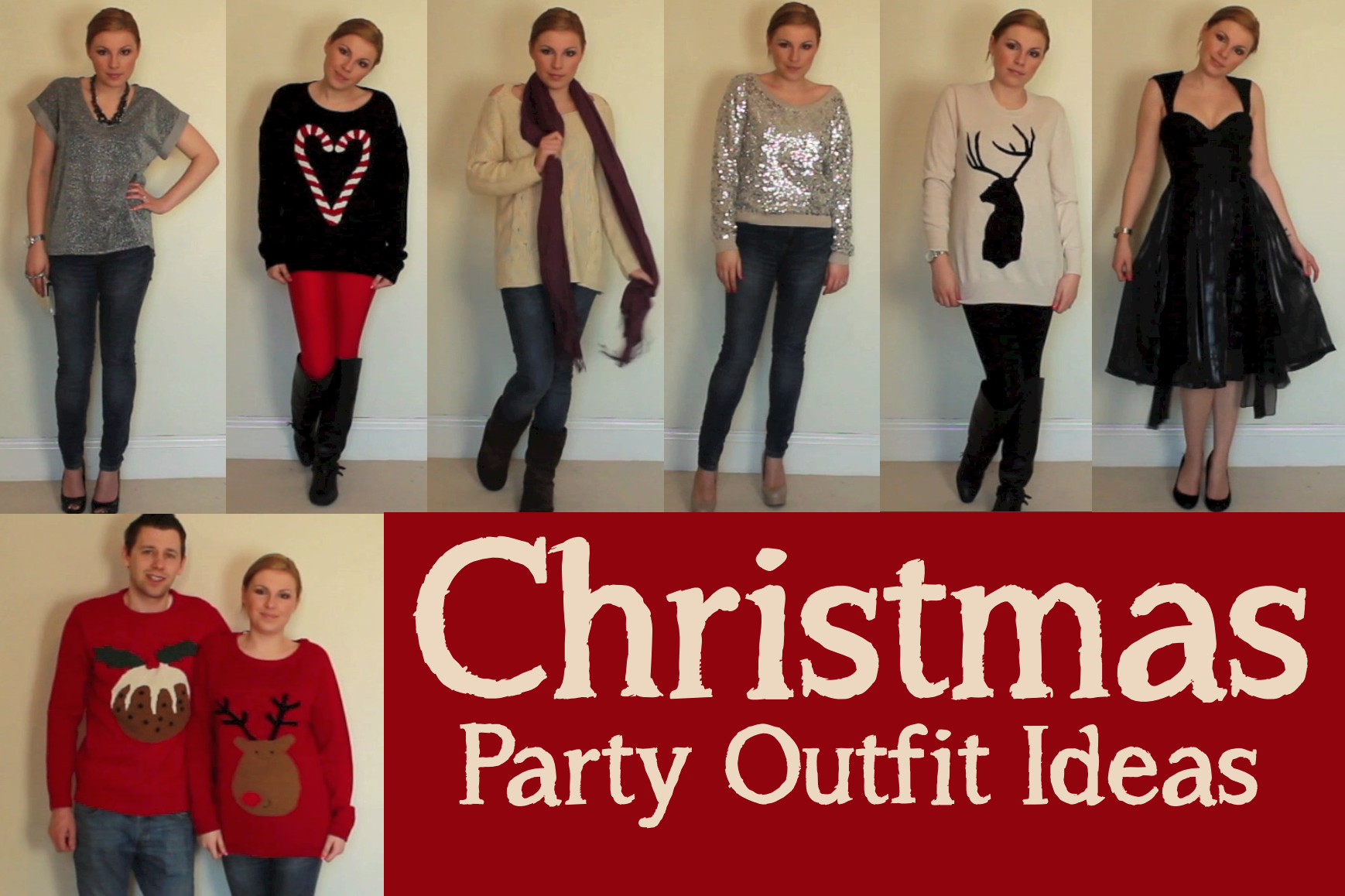 Christmas Party Outfits - Girls Christmas Dresses